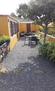 Een tuin van Casa Digna