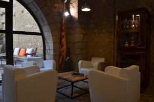 The lounge or bar area at AS Palau dels Alemanys