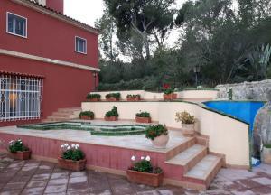 The swimming pool at or near Casa de las Vistas