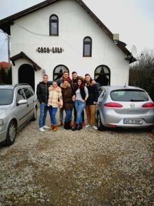 Guests staying at Casa Lili