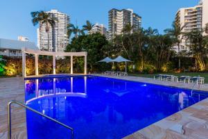 The swimming pool at or near Gold Coast Amor'e Luxury Sub Penthouse