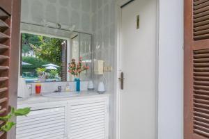 Ein Badezimmer in der Unterkunft Apartamento SAMU 1