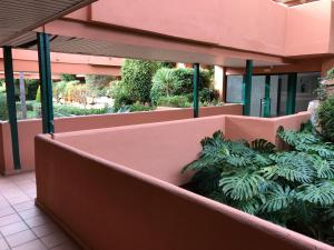 Balkons/terase naktsmītnē Cabopino Holiday and Golf Getaway