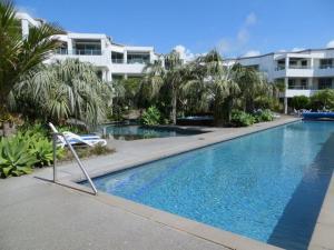 Бассейн в Cutterscove Resort Apartments или поблизости
