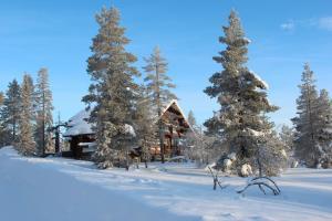 Villa Utsunlumo žiemą