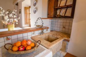 Cucina o angolo cottura di Holiday Home Arpicella