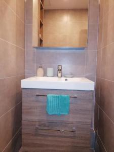 Bagno di Cosy Apartment Anatole Vitry