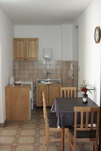 Кухня или мини-кухня в Apartments Budva Center