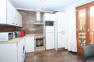 Cucina o angolo cottura di Tramontana Apartments