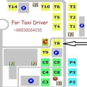 IMPACT Muang Thong Thani Service Condominium 평면도