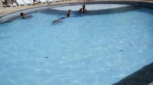 The swimming pool at or near Exclusive Residence Thermas Diroma