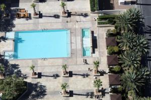 A view of the pool at Luxury Suites International at The Signature or nearby