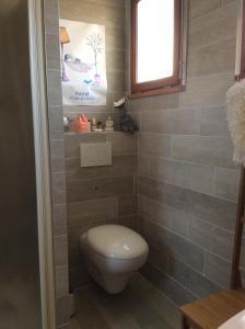Salle de bains dans l'établissement Studio Montfleury