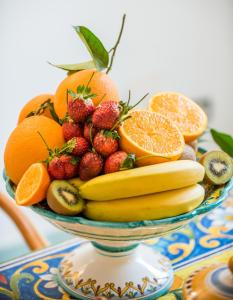 الطعام في بيت العطلات أو بالجوار