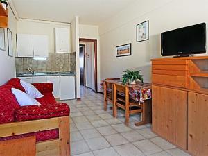 TV o dispositivi per l'intrattenimento presso Residence Isola Verde Cisanello