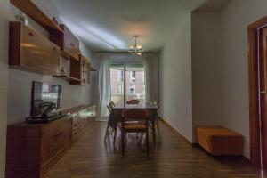 A kitchen or kitchenette at Apartamento Valencia