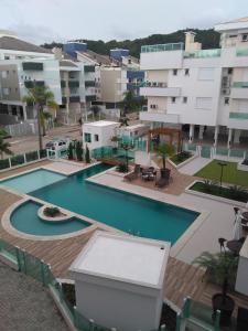 Vista de la piscina de Estrela Verde o alrededores