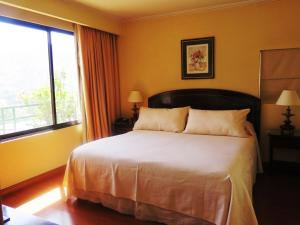 Cama o camas de una habitación en Renta Suite Menorca