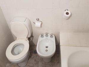 Un baño de Departamento Zonda