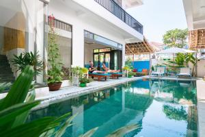 An Bang Beach Dolphin Homestay
