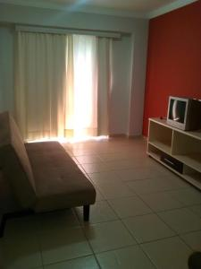 A seating area at Águas da Serra apart