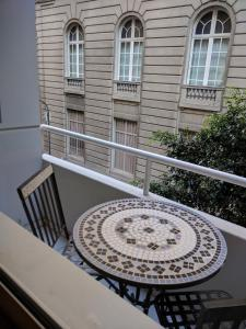 Un balcón o terraza en Recoleta Classic