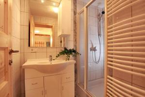 Vannas istaba naktsmītnē Hof Oberlaiming
