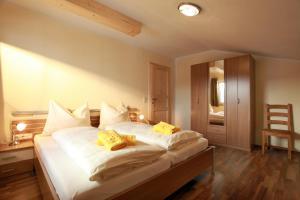 Gulta vai gultas numurā naktsmītnē Hof Oberlaiming