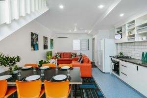 A restaurant or other place to eat at MiHaven Student Living - Student Accommodation