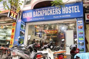 Hanoi Backpackers Hostel
