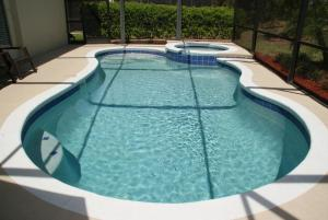 The swimming pool at or close to Gino's Vacation Home