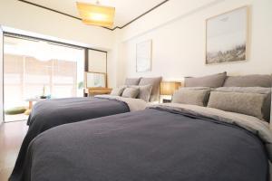 毎日ビルディング 大阪にあるベッド