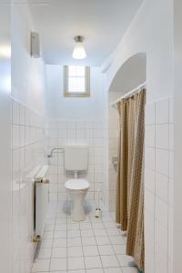 Ein Badezimmer in der Unterkunft Ferienwohnung Mariazell