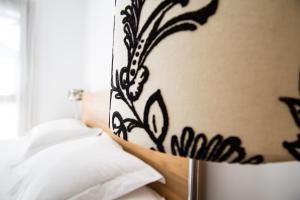 Cama o camas de una habitación en Bitacora