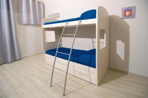 A bunk bed or bunk beds in a room at Casa Vacanze Del Core