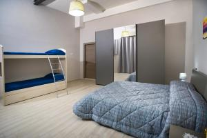 A bed or beds in a room at Casa Vacanze Del Core