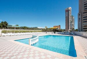 The swimming pool at or near Pierre & Vacances Benidorm Levante
