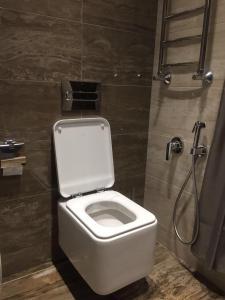 Ванная комната в Savushkina 143
