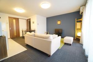 พื้นที่นั่งเล่นของ Apartment Hotel Mille Glycine II