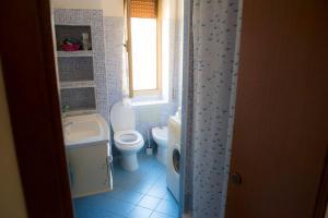 Bathroom sa B&B Calypso