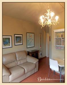 Zona de estar de Apartamento Guidan