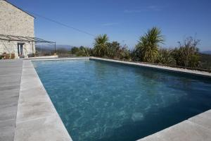 The swimming pool at or close to Meline