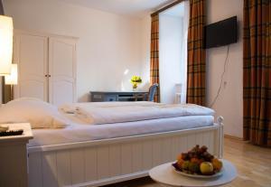 Ein Bett oder Betten in einem Zimmer der Unterkunft Apartment Kurt