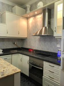Cucina o angolo cottura di Casa Anita