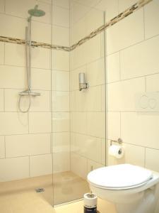 A bathroom at NM-APARTMENTS