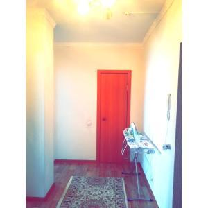 Кровать или кровати в номере Best infinity apartment near Asia Park