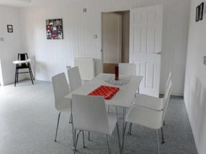 Dining area in