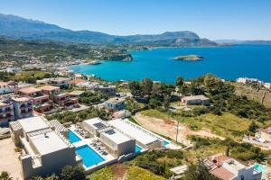 Sun and Sea Plus Resort sett ovenfra