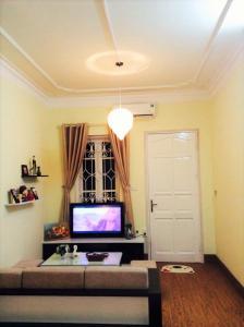 TV/trung tâm giải trí tại 6Senses Serviced Apartment & Homestay Opera House
