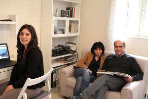 Ospiti di Villa Cennamo Residence